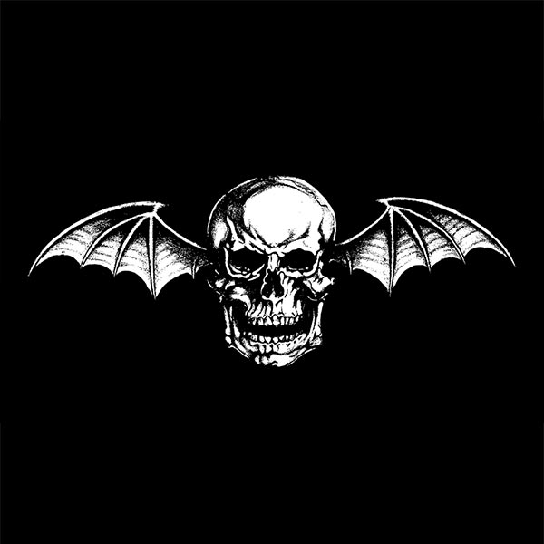NASCAR'S Regan Smith Takes The Deathbat To The Daytona 500. - Avenged Sevenfold