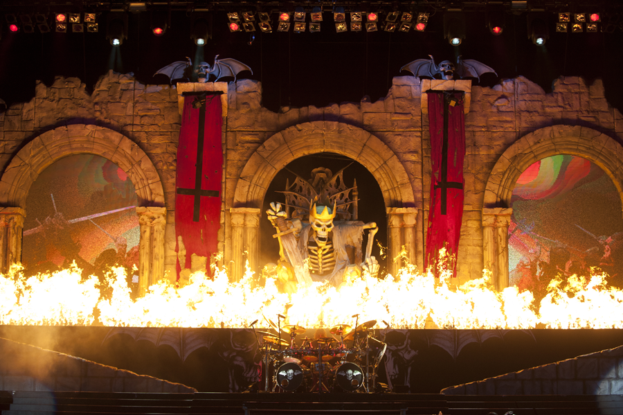 A Look Back At Download Festival 2014  - Avenged Sevenfold