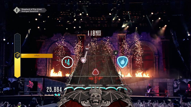 premium show tracks for guitar hero live announced avenged sevenfold. Black Bedroom Furniture Sets. Home Design Ideas