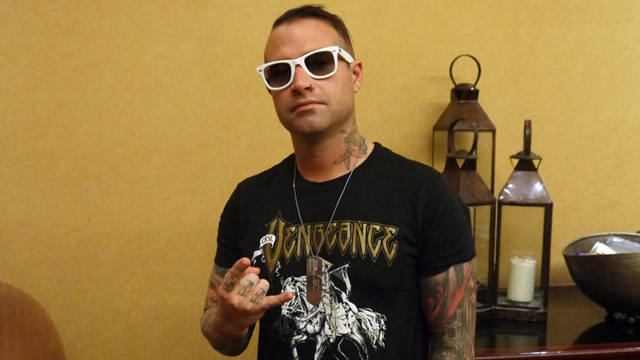 Johnny Christ Chats With 98 Rock  - Avenged Sevenfold