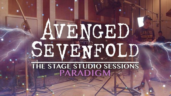Avenged-Sevenfold-The-Stage-Studio-Sessions-Paradigm