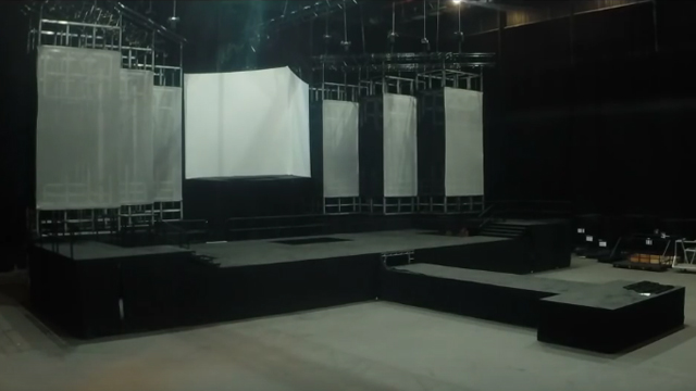 Avenged Sevenfolds The Stage World Tour Set Build Break Down Time Lapse