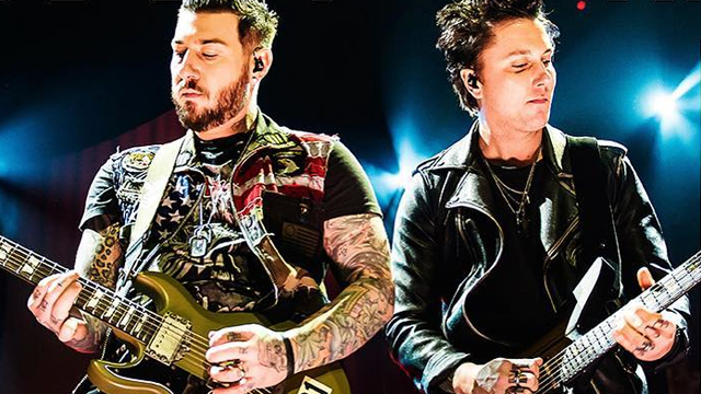 Interview With Zacky Vengeance Amp Synyster Gates In Total