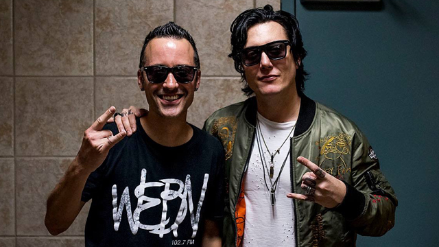 Avenged Sevenfold New Album 2017 : synyster gates sits down with 102 7 webn avenged sevenfold ~ Hamham.info Haus und Dekorationen
