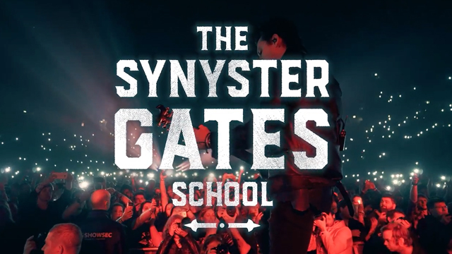 Synyster Gates Launches The Synyster Gates School  - Avenged