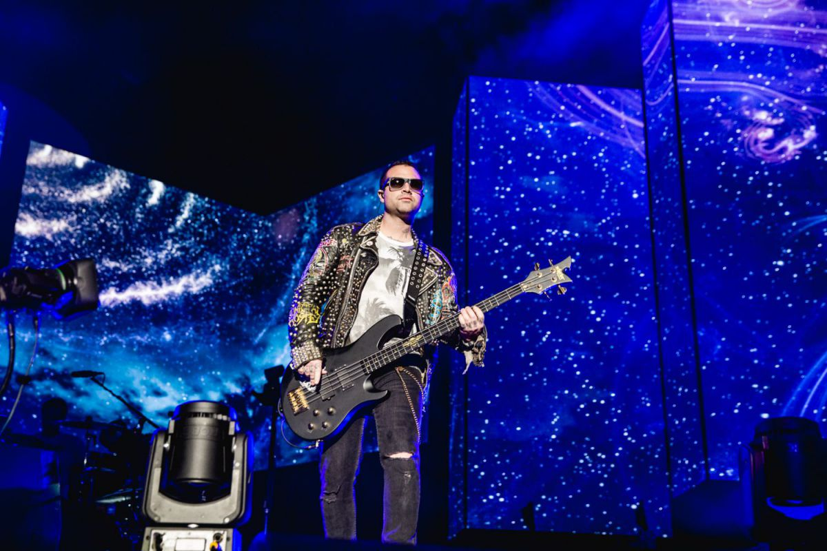 Avenged Sevenfold Tour  Europe